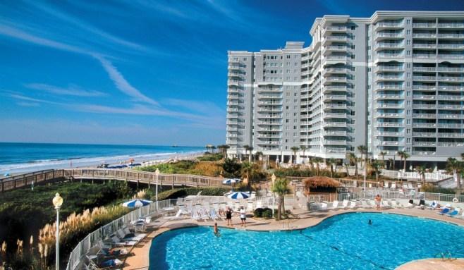 Late Summer Travel, Myrtle Beach Sea Watch Resort
