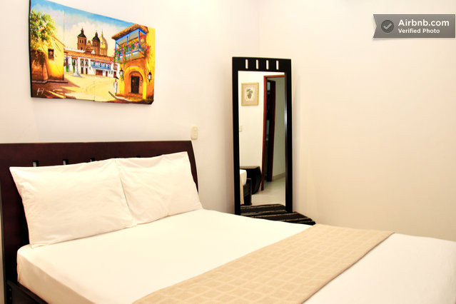 Moneda Apartments: Old City Cartagena, Colombia