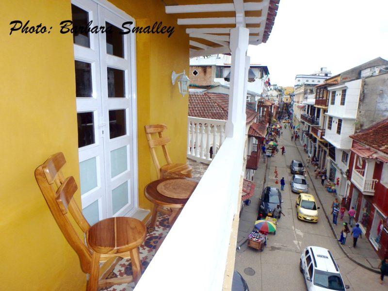 Balcones Apartments, Cartagena, Colombia