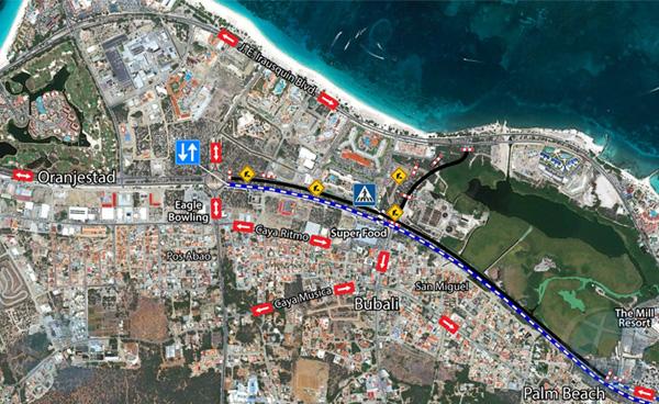 Aruba Weekly Newspaper Recap Seaweed Reach 1 Meter High at Beach