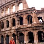 Colosseum in Rome, VIP Vacations, been there done that, Jennifer Doncsecz