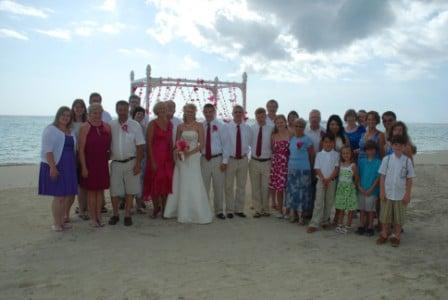 Destination Wedding at Beaches Negril