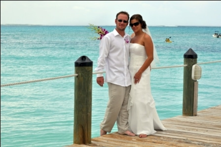 Destination Wedding at Beaches Turks & Caicos