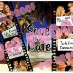 Reel Love Save the Date