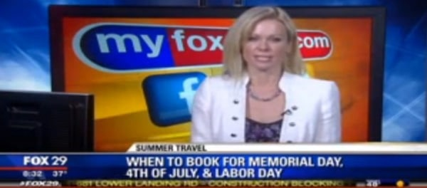 VIP Vacations, Jennifer Doncsecz, Travel Agency, Fox News Philadelphia, Memorial Day, 4th of July