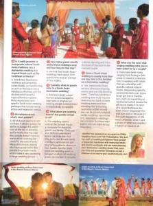 VIP Vacations, Destination Wedding, Bridal Guide Magazine, South Asian Wedding, Indian Wedding