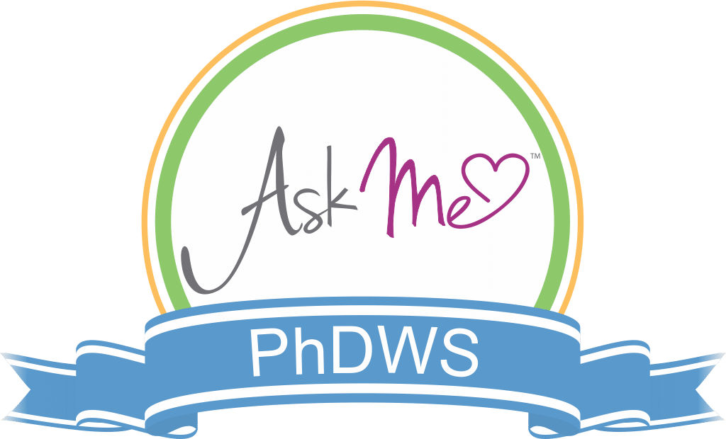 Ask Me Weddings PhDWS