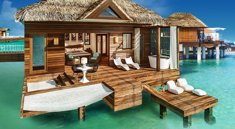 Sandals South Coast Over Water Bungalows