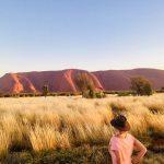 Ayers Rock Uluru- Outback Australia