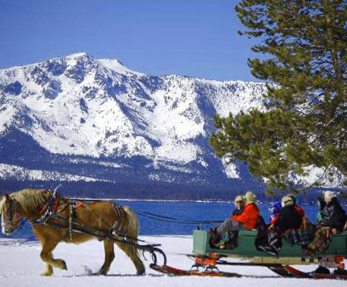 Tahoe Beach And Ski