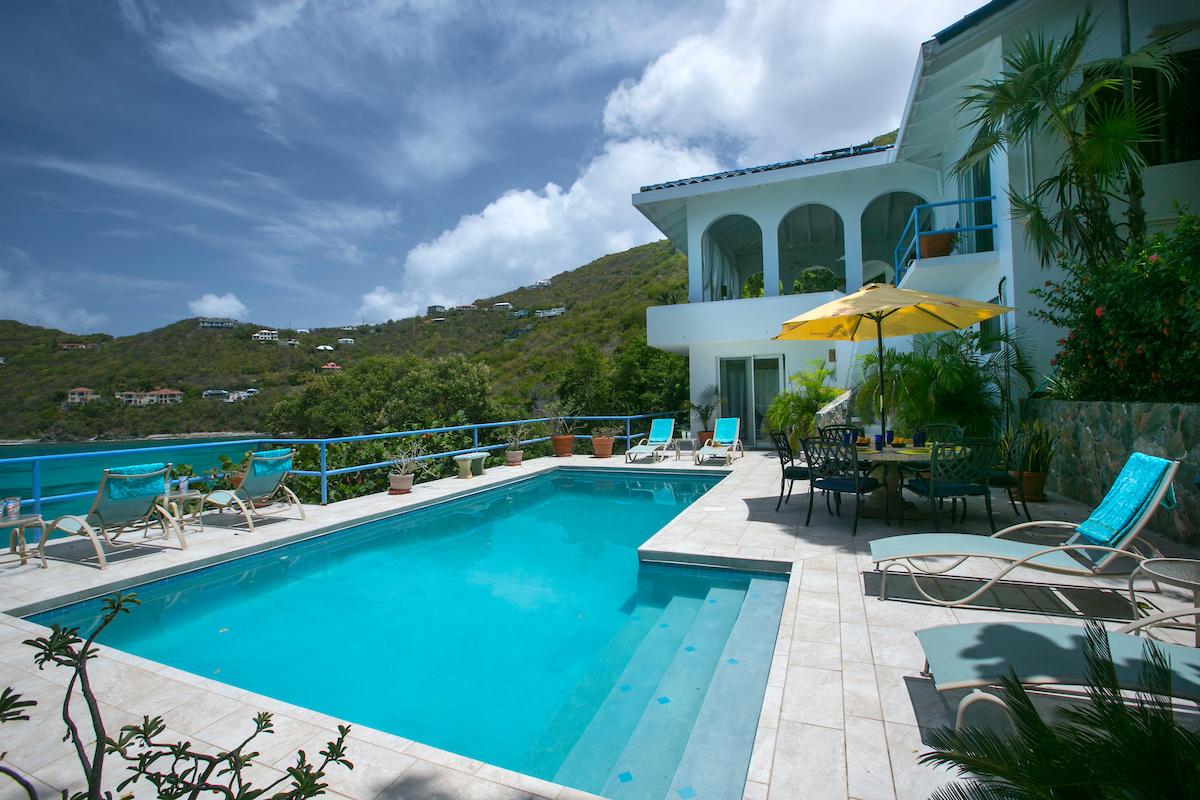 Best Kitchen Gallery: Monte Bay Villa St John Us Virgin Islands Vacation Vistas of Villas For Rent St John Usvi  on rachelxblog.com