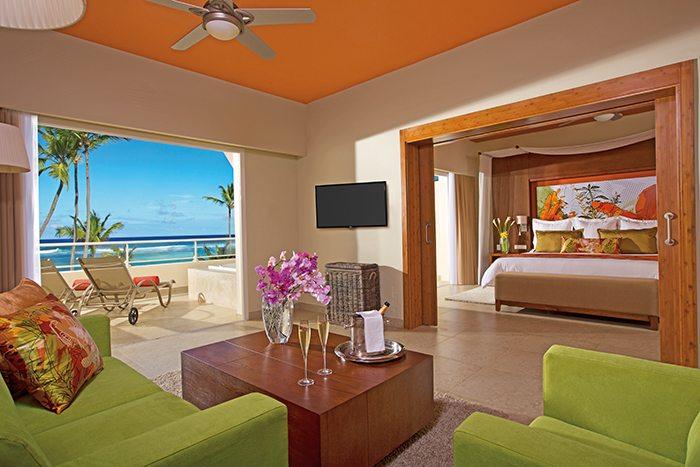 xhale club Master Suite Ocean Front