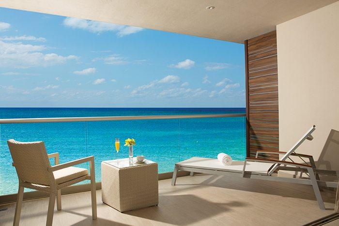 Allure Junior Suite terrace.