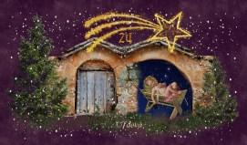 24. Dezember Heilig Abend