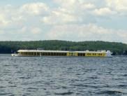 Ausflugsschiff auf der Havel