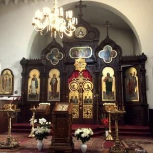 Russische Kirche Hohenzollerndamm Berlin