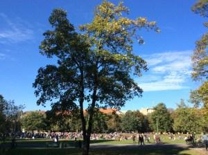 Preußenpark Berlin