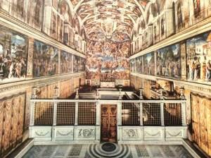 Sixtinische und Paulinische Kapelle