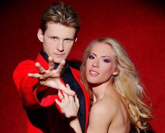 Sebastian & Kristina – Villámgyors Átöltözők