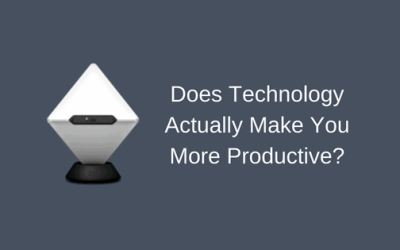Does Technology Actually Make You More Productive?  Guest Blog from Timeular