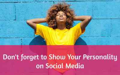 Show Your Personality on Social Media