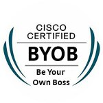 cisco certified be your own boss
