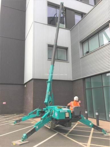 MC305 Spider Crane