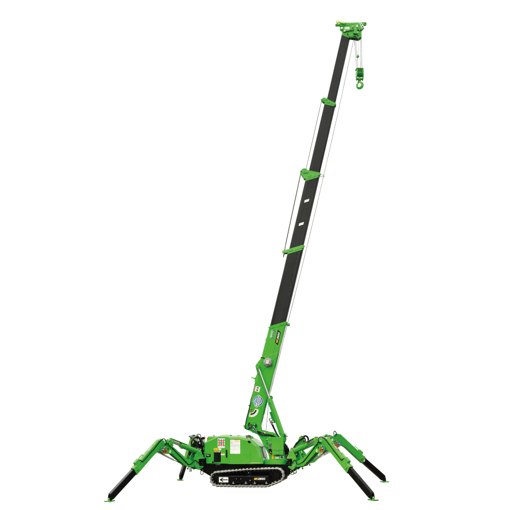 Maeda-MC285CB-3 Eco Electric Mini Crane