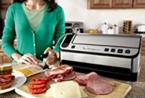 Best food saver reviews: Foodsaver V4880 Fully Automatic Vacuum Sealing System