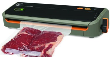 Vacuum Sealer Review: FoodSaver GameSaver Outdoorsman Vacuum Sealing System GM2050 000