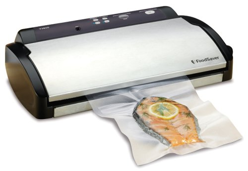 best home vacuum sealer - FoodSaver V2840 Advanced Design Vacuum Food Sealer