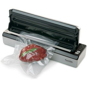 Best Vacuum Sealer: SousVide Supreme Vacuum Sealer Review - SVV-00300