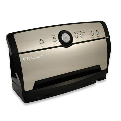 Best vacuum sealer: FoodSaver FSFSSL3810-000 Vacuum Sealer Review