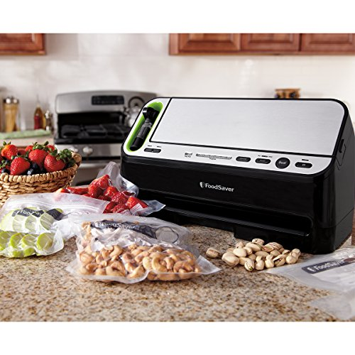 Best vacuum sealer: FoodSaver V4440 2-in-1 Automatic Vacuum Sealer Review