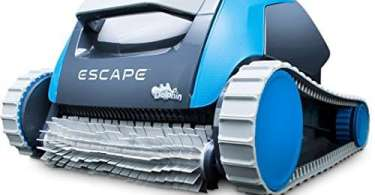 Dolphin Escape Robotic Above Ground Pool Cleaner Review