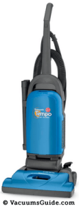 Hoover Tempo WidePath Bagged Upright Vacuum review
