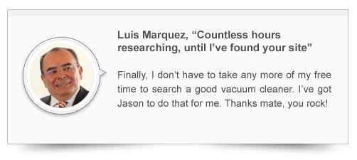 Luis's testimonial