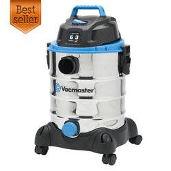 Vacmaster VQ607SFD Stainless Steel Wet-Dry Vacuum