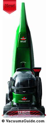 BISSELL DeepClean Lift-Off Full Sized Carpet Cleaner, 66E1