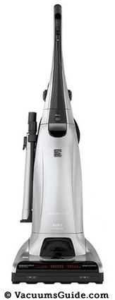 Kenmore 31150 Elite Bagged Upright Vacuum Cleaner - Silver