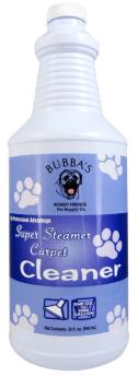 Bubba's Super Steamer Carpet Cleaner