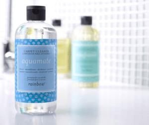 AquaMate shampoo