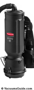 Ever considered a Backpack Vacuum Cleaner? Here's the review of the Rubbermaid Commercial Executive Series 6 / 10 quart