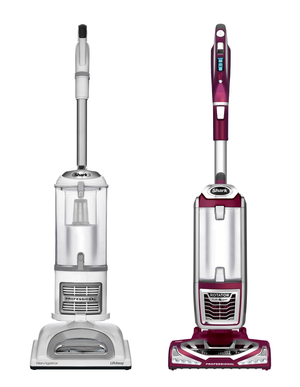 Shark Vacuum Models >> Shark Navigator Vs Rotator Who Wins The Vacuum Lover S Favor