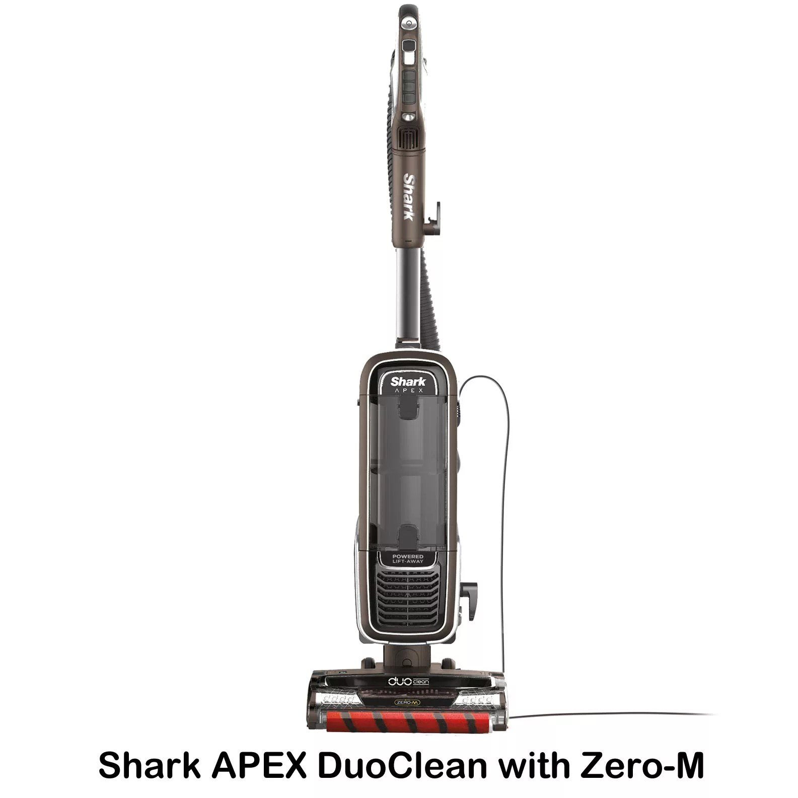 Shark Apex Duoclean With Zero M Powered Lift Away