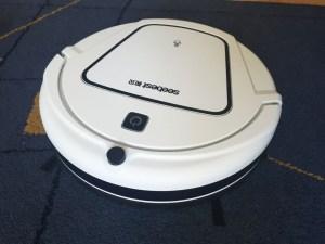 SeeBest D730 – your standard hard floor robot cleaner