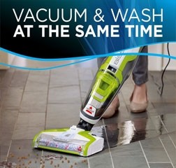 Bissell new scrubber