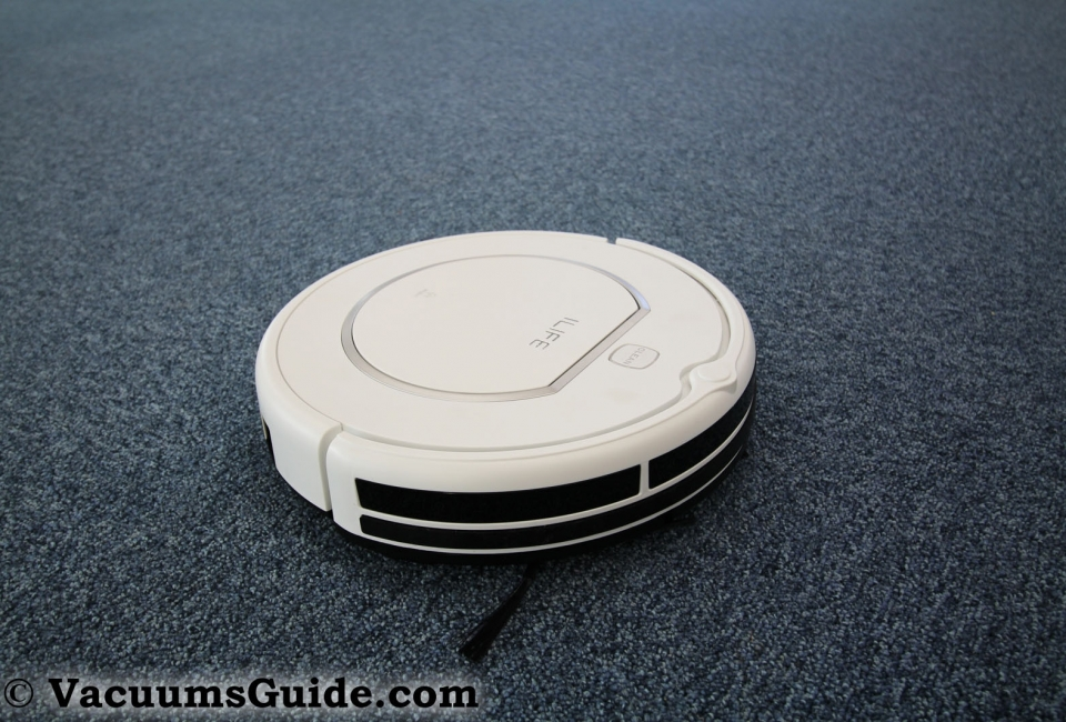 Ilife V1 An Entry Level Robot Vacuum For The Masses