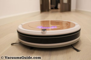 ainol A-S11 – The review of quite a different robot vacuum