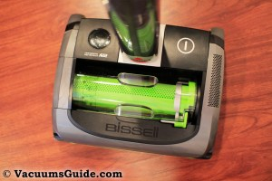 A new cordless vacuum from Bissell? – Meet the Air Ram 1984